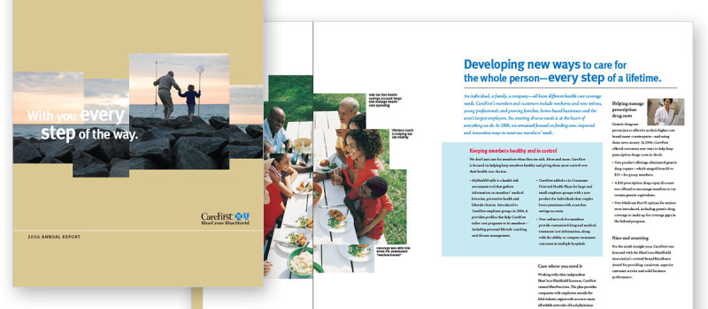 CareFirst annual report